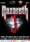 Concert Nazareth pe 22 august