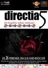 Concert: Iubeste romaneste cu Directia 5 la Hard Rock Cafe