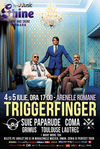 Shine, editia 2: Triggerfinger, Suie Paparude, Coma, Grimus si Tolouse Lautrec la Arenele Romane