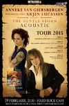 Concert: Anneke Van Giersbergen (The Gathering) si Arjen Lucassen (Ayreon) canta la Bucuresti pe 19 februarie