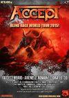 Concert ACCEPT la Arenele Romane pe 14 decembrie