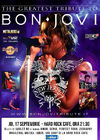 Best Bon Jovi Tribute cu New Jersey pe 17 septembrie la Hard Rock Cafe