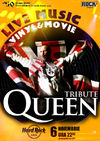 TRIBUTE QUEEN LA A DOUA EDITIE LIVE MUSIC, VINYL & MOVIE