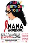 NanaMouskouri Happy Birthday Tour la Sala Palatului, 5 martie, ora 20.00