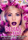 DELIA & Band canta pe 10 februarie la Hard Rock Cafe