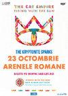 The Kryptonite Sparks deschid show-ul The Cat Empire de la Bucuresti