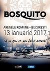 """Concertul trupei Bosquito Sa nu spui ce-am facut aseara"""" a fost reprogramat pe 13 ianuarie 2017"""