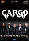 Concert CARGO pe 28 septembrie la Hard Rock Cafe