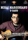 Concert Mihai Margineanu pe 23 noiembrie la Hard Rock Cafe