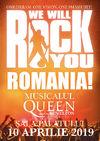 PREMIERA: Musicalul Queen: We Will Rock You