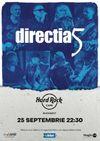 Concert Directia 5 pe 25 septembrie