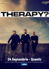 Therapy? canta pe 24 septembrie la Quantic