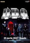 Concert U.D.O. la Quantic
