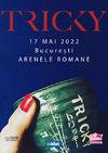 Concert TRICKY / Arenele Romane Open Air