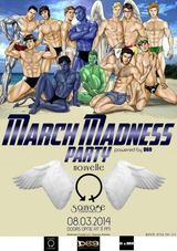 Party de Ziua Femeii: March Madness in Club Sauvage