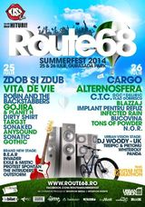 ROUTE68 SUMMERFEST 2014