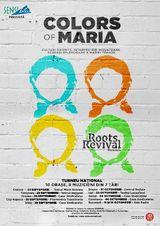 Concert Roots Revival Romania la Teatrul Luceafarul Iasi
