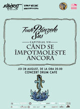 Concert Drum Cafe in Expirat Vama Veche