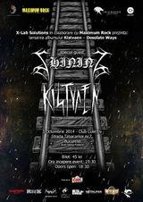 Concert Shining si Kistvaen in club Colectiv