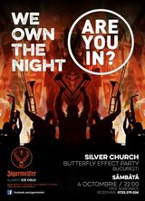Butterfly Effect Party in The Silver Church