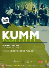 Concert KUMM in Flying Circus Pub