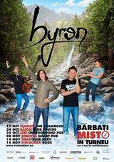 Concert byron in Underground Pub