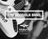 Concert Tibi Scobiola Band in Club Tribute