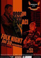 Folk Night la Broadway&Legendary Constanta
