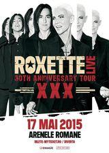Concert Roxette la Arenele Romane