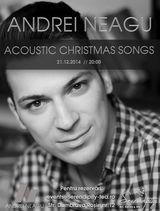 Concert Acoustic Christmas Songs in Ceainaria Serendipity