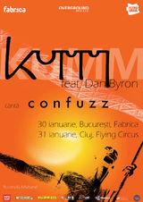 Concert Kumm feat. Dan Byron in Club Flying Circus