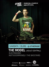 Petrecere  The Model (Adult Central) / Electrocord in Club Expirat 31 ianuarie