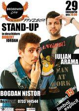 Stand-Up Comedy cu Bogdan Nistor si Iulian Arama in Broadway&Legendary Constanta