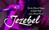 Concert Jezebel la Restaurant Elisabeta pe 27 martie