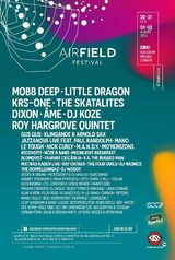 Airfield  Festivalul cu cel mai bun hip-hop al verii si sporturi in aer liber