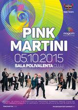 Pink Martini va concerta la Cluj Napoca pe 5 octombrie