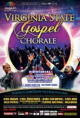 CORUL VIRGINIA STATE GOSPEL sustine concertul