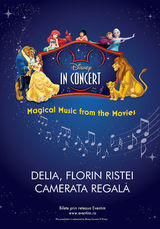 Turneul Disney Magical Music from the Movies ajunge in Romania