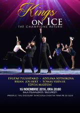 Kings On Ice revin la Bucuresti in aceasta toamna