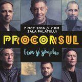 Proconsul promite un super-concert