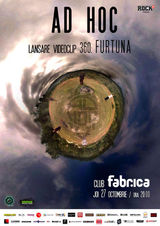 Ad Hoc lansare single + videoclip 360: Furtuna II