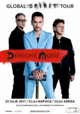 Concert Depeche Mode pe 23 iulie la Cluj