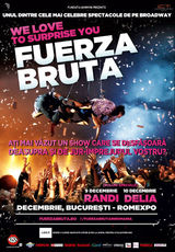 Fuerza Bruta +AfterParty