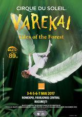 Cirque du Soleil revine la Bucuresti in 2017 cu VAREKAI!