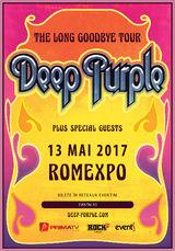 Deep Purple la Bucuresti cu turneul