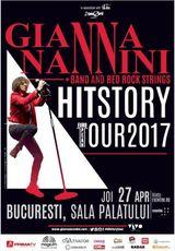 GIANNA NANINNI revine la Bucuresti in aprilie 2017