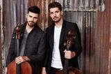 Duo-ul 2Cellos revine la Bucuresti
