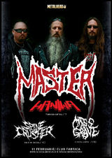 Concert Master, Haniwa, Mass Grave si Spinecrusher