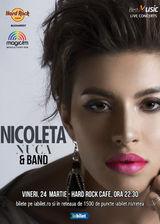 Concert Nicoleta Nuca