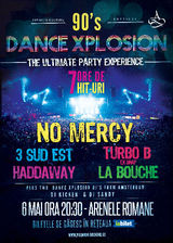 ANULAT!!! 90'S DANCE XPLOSION LIVE, la Bucuresti!